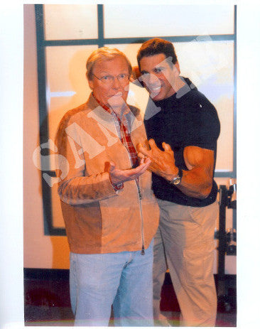LOU FERRIGNO & ADAM WEST
