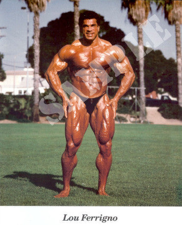 LOU FERRIGNO OUTDOOR