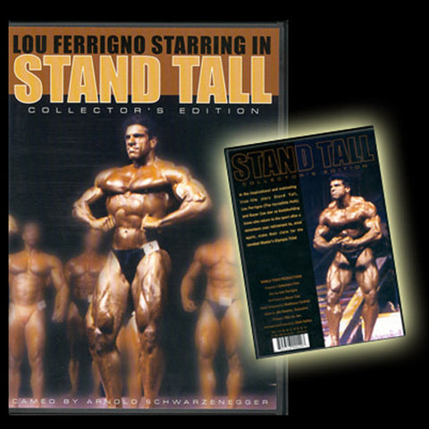 STAND TALL: COLLECTOR'S EDITION