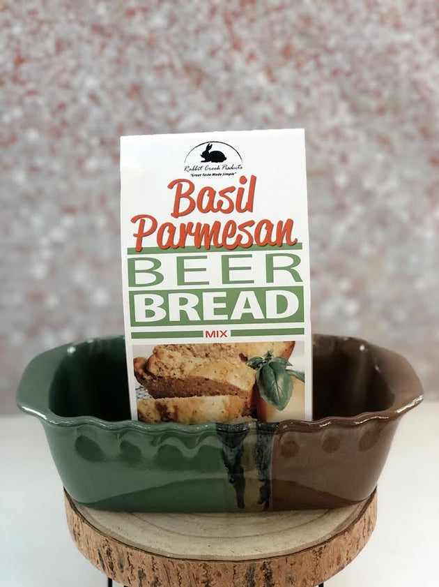 Bread Mix and Bread Pan Set