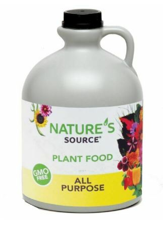 Natures Source Plant Food - 15 oz
