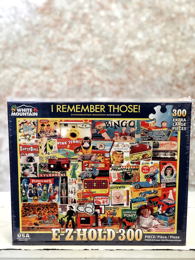 Puzzle - I Remember Those