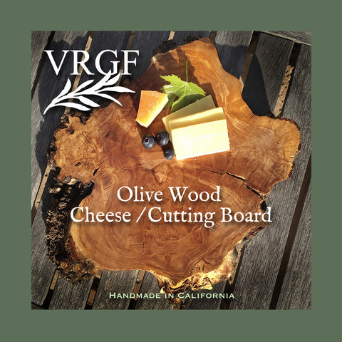 Mini Olive Wood Cheese/Cutting Board
