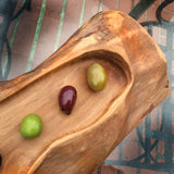 Japanese Plum Tree Serving Board