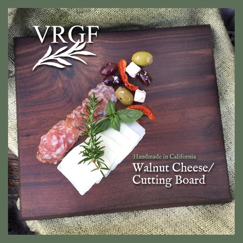 Mini Walnut Cheese/Cutting Board