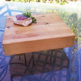 Old Growth Douglas Fir Butcher Block