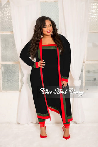 New Plus Size Off the Shoulder Mermaid Dress with Wide Ruffle Sleeves in Red