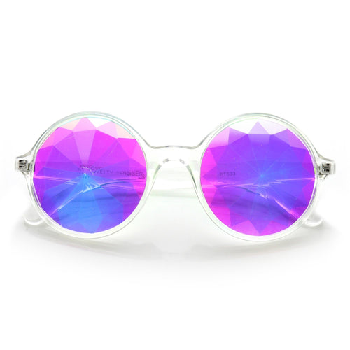 Futuristic Rave Sunglasses - Final Sale