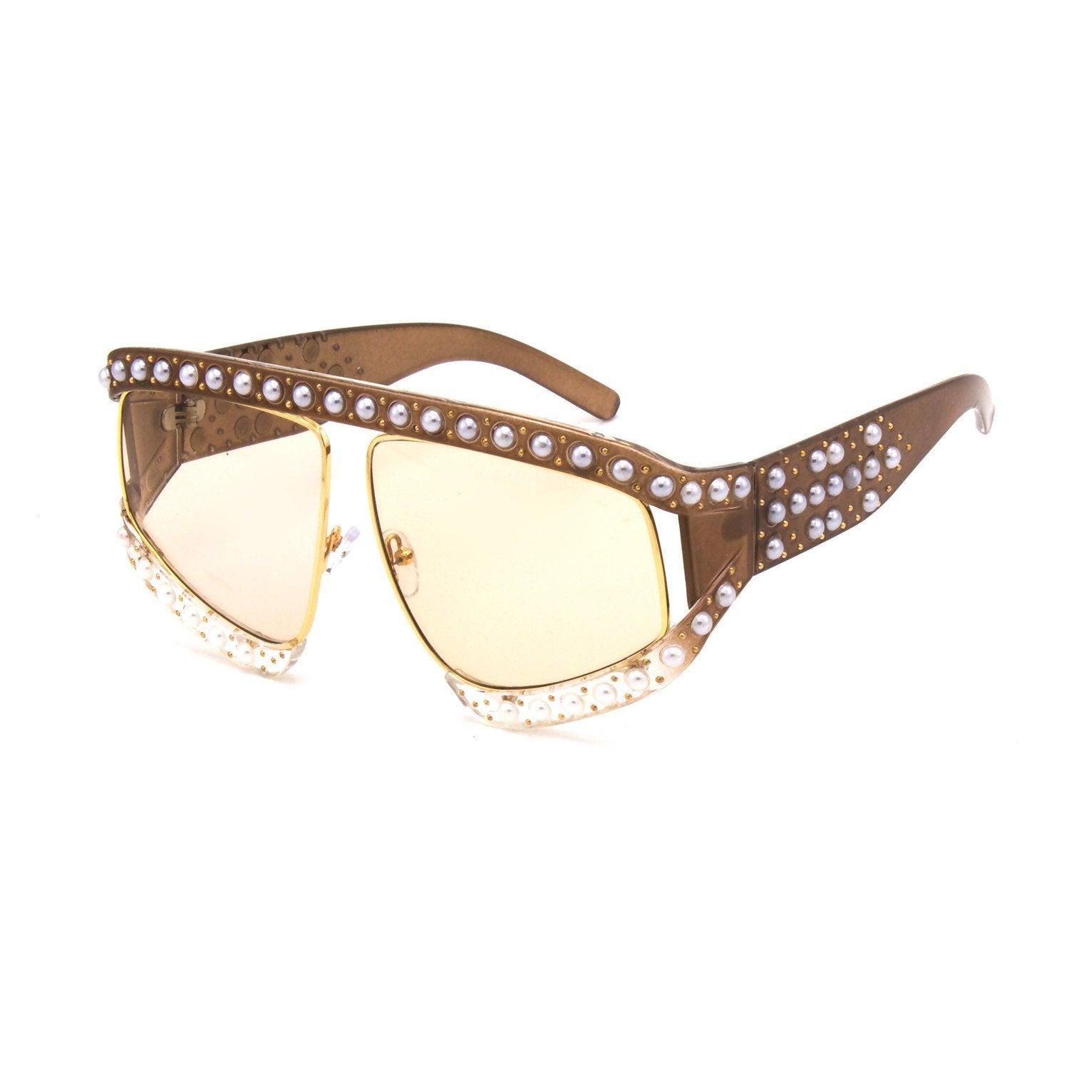 Crystal Sunglasses - Final Sale