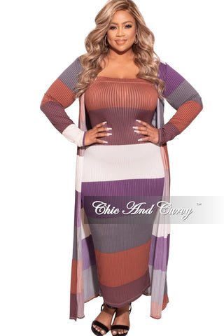 *Final Sale Plus Size Mesh Bodycon Dress with Tulip Cuffs in Multi-Color Print