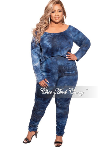 *Final Sale Plus Size Bodycon Dress in Box Multi-Color Print