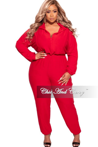 New Plus Size 2pc Tie Top & Overall Jumpsuit Set with Navy Top & Striped Bottom