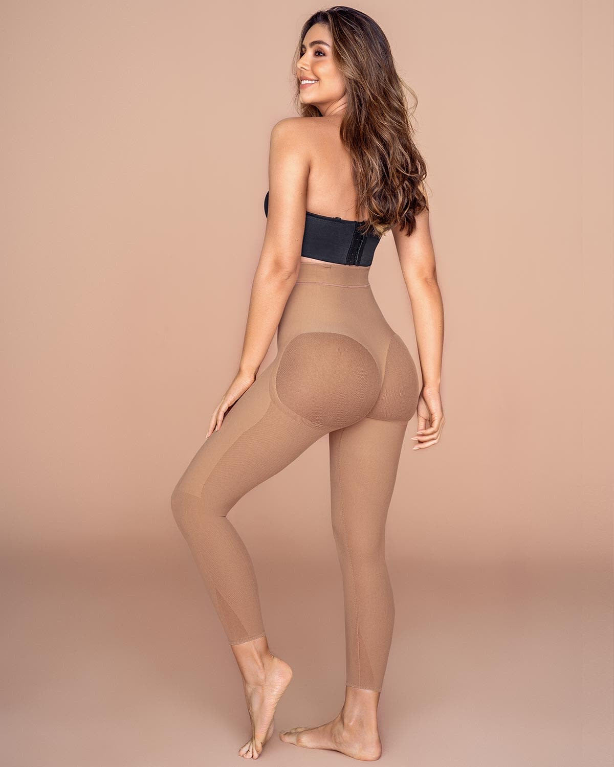 Final Sale Leggings Body Shaper with Leg Compression (Smoother with Light Compression)