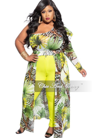 New Plus Size Off the Shoulder Dress in Mustard