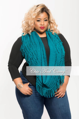 Final Sale Scarf in Green