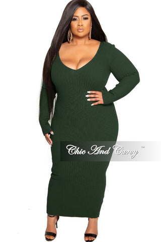 New Plus Size Zip-Up BodyCon Dress with Attached Tie in Turquoise Fuchsia Yellow Royal Blue and Green