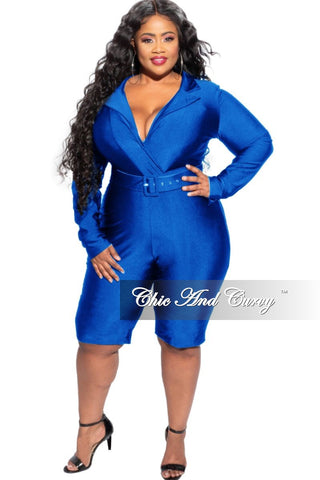 Final Sale Plus Size 2-piece Bodysuit and Pants Set in Gold and Black