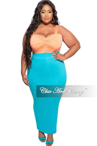 New Plus Size Bodycon Dress with Floral Mesh Overlay