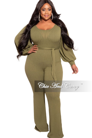 Final Sale Plus Size 2-Piece Long Sleeve Crop Tie Top and 3-Layer Pants Set in Red
