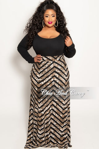 1e5a85ae82 Final Sale Plus Size Fully Sheer Skirt in Silver – Chic And Curvy