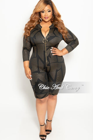 New Plus Size Jumpsuit with Attached Draw String in Grey