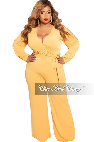 New Plus Size Knot Tie Cutout Jumpsuit in Navy Magenta Tan and White Stripe Print
