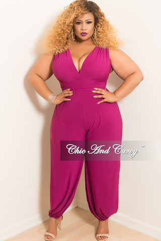 Final Sale Plus Size Sleeveless Romper with Front Sliver Buttons in Teal Brown White and Orange (Seasonal Item)