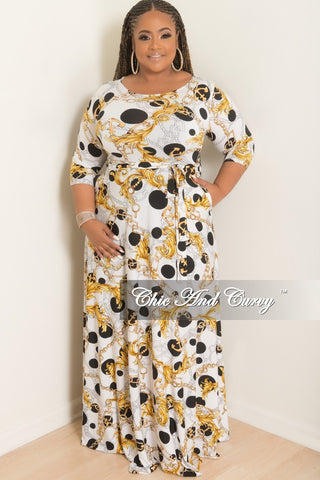 Final Sale Plus Size 2-Piece Duster and Pants Set in Dark Camouflage Print