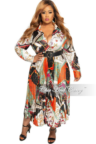 Final Sale Plus Size Spaghetti Strap Peasant Maxi Dress in White