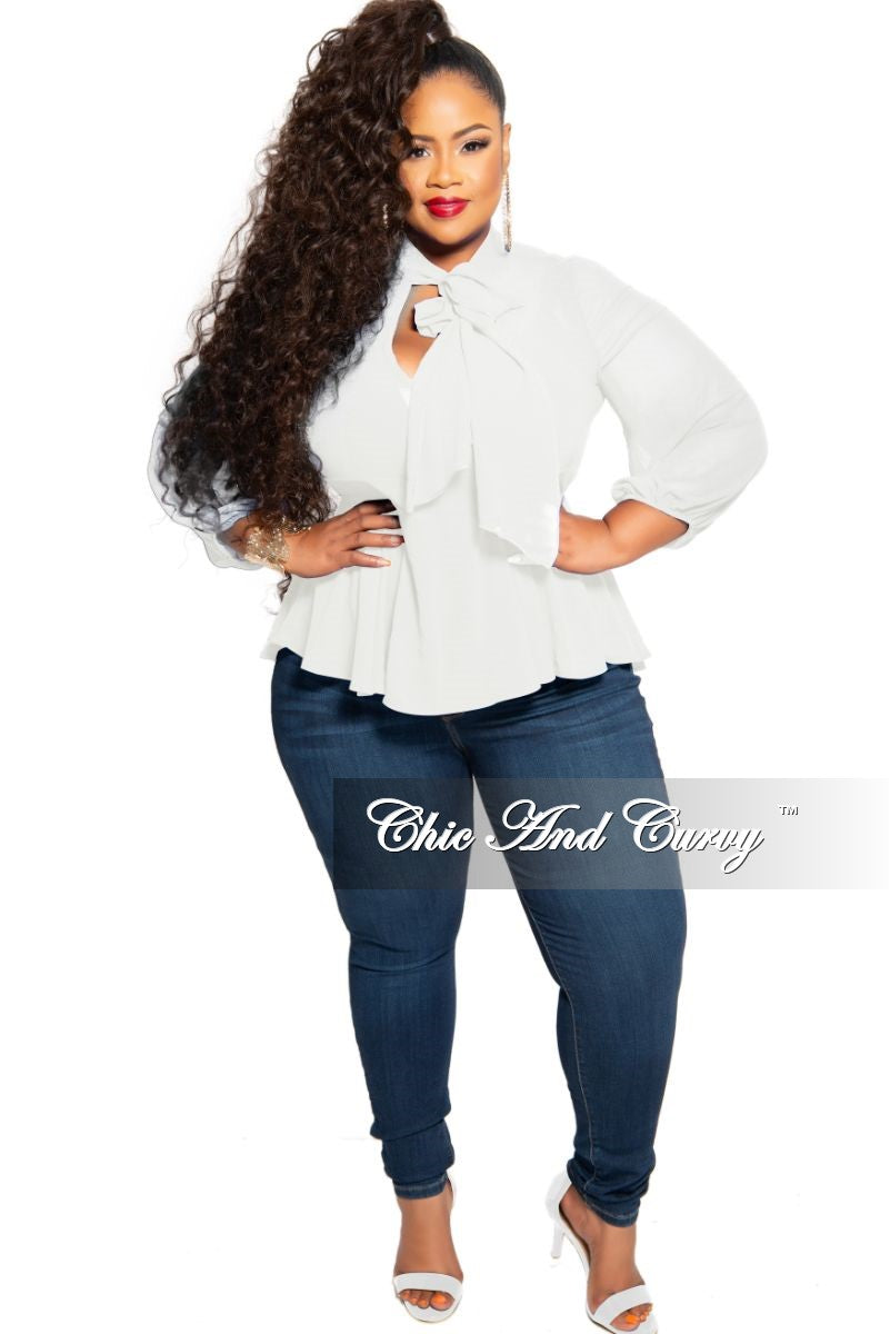 New Plus Size Jeans in Dark Denim