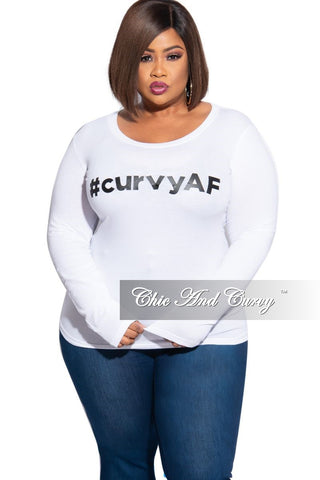 New Plus Size Bell Sleeve Crop Top in Mustard