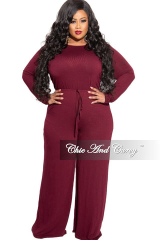 New Plus Size Faux Wrap Cold Shoulder Ruffle BodyCon Dress in Red