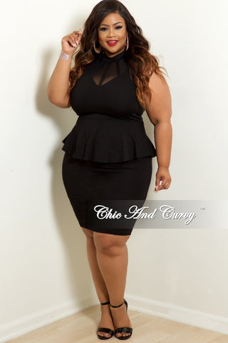 Final Sale Plus Size Shorts In Black Chic And Curvy