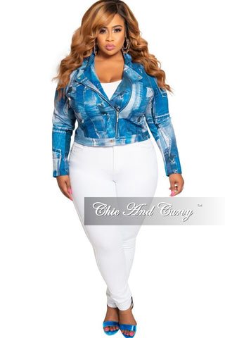 Final Sale Plus Size Distressed Ankle Cuff Boyfriend Denim Jeans