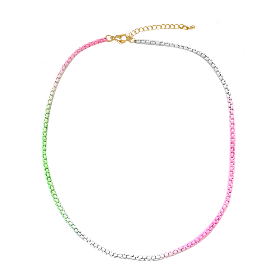 Ombre Rope Chain