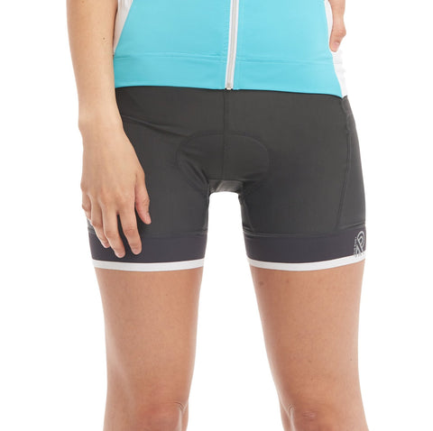 Cycling Shorts Grey Cyclewear bikewear cuissard jolieride women