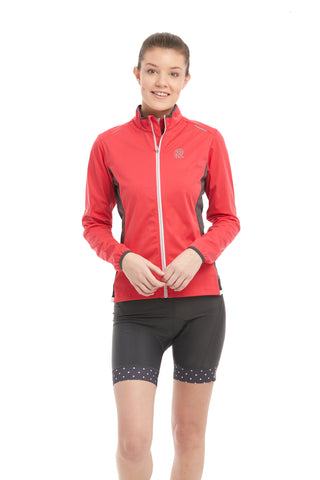 Light Cycling Softshell Coral Pink