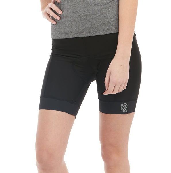 Basic Black Cycling Short