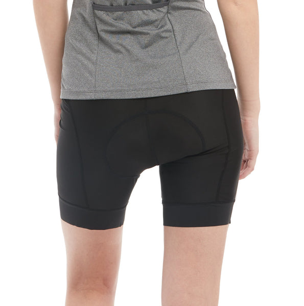 Basic Black Cycling Short cuissard cyclewear bikewear cycling jolieride women femme