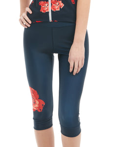 Legging Navy Floral