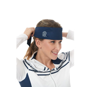 Bandana, Headband, navy