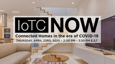 Connected Homes in the Era of COVD19