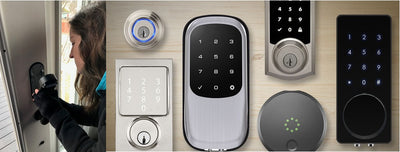 Smart Home Basics:  How does keyless entry work?