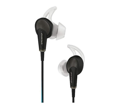 BOSE Audio QuietComfort® 20 Acoustic Noise Cancelling® headphones— Samsung and Android® devices - Black