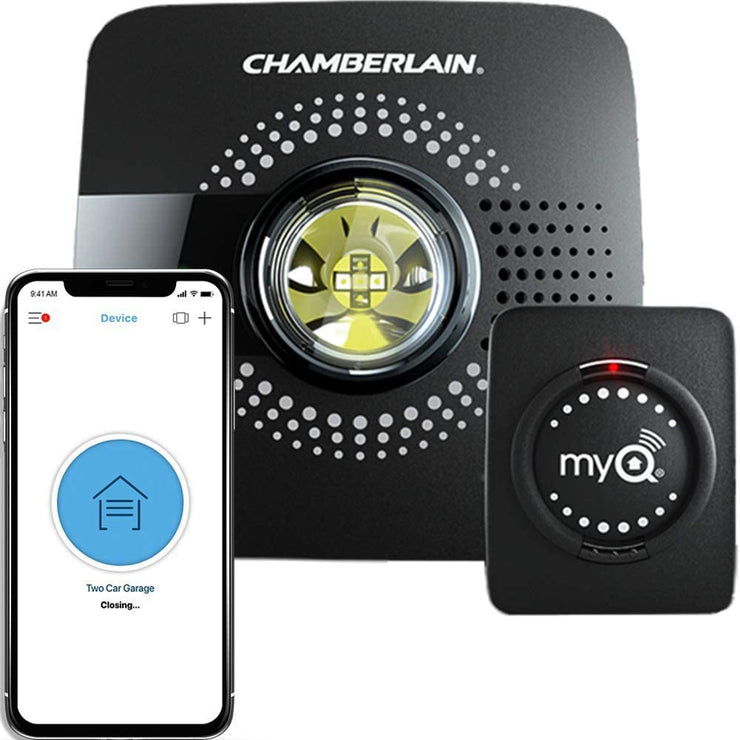 Level Up Your Home myQ Smart Garage Hub by Chamberlain