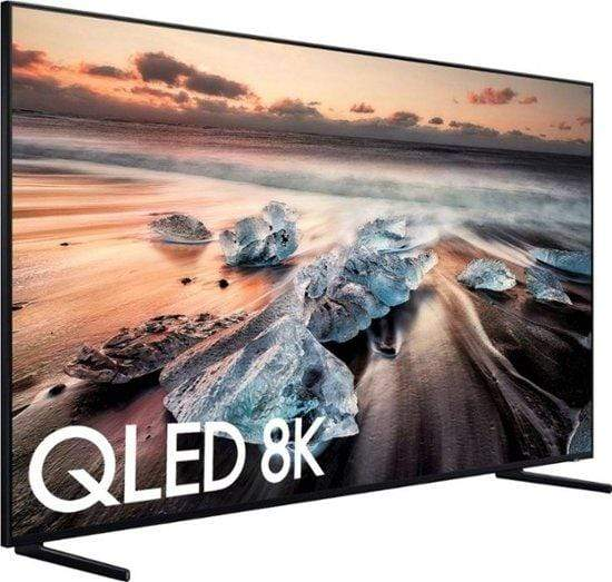 "Samsung Television Samsung - 98"" Class - LED - Q900 Series - 4320p - Smart - 8K UHD TV with HDR"