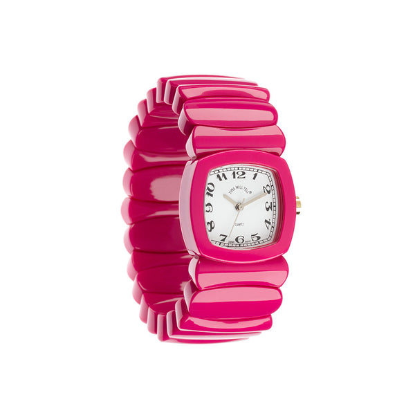 Fuchsia with Multiple Dials