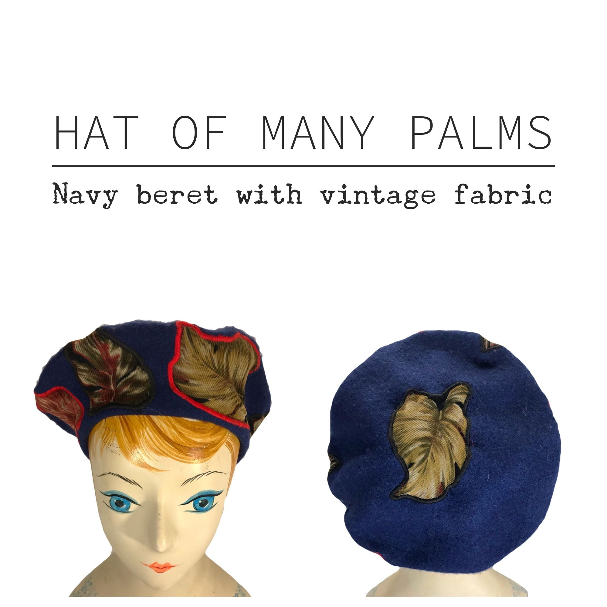 Hat of Many Palms