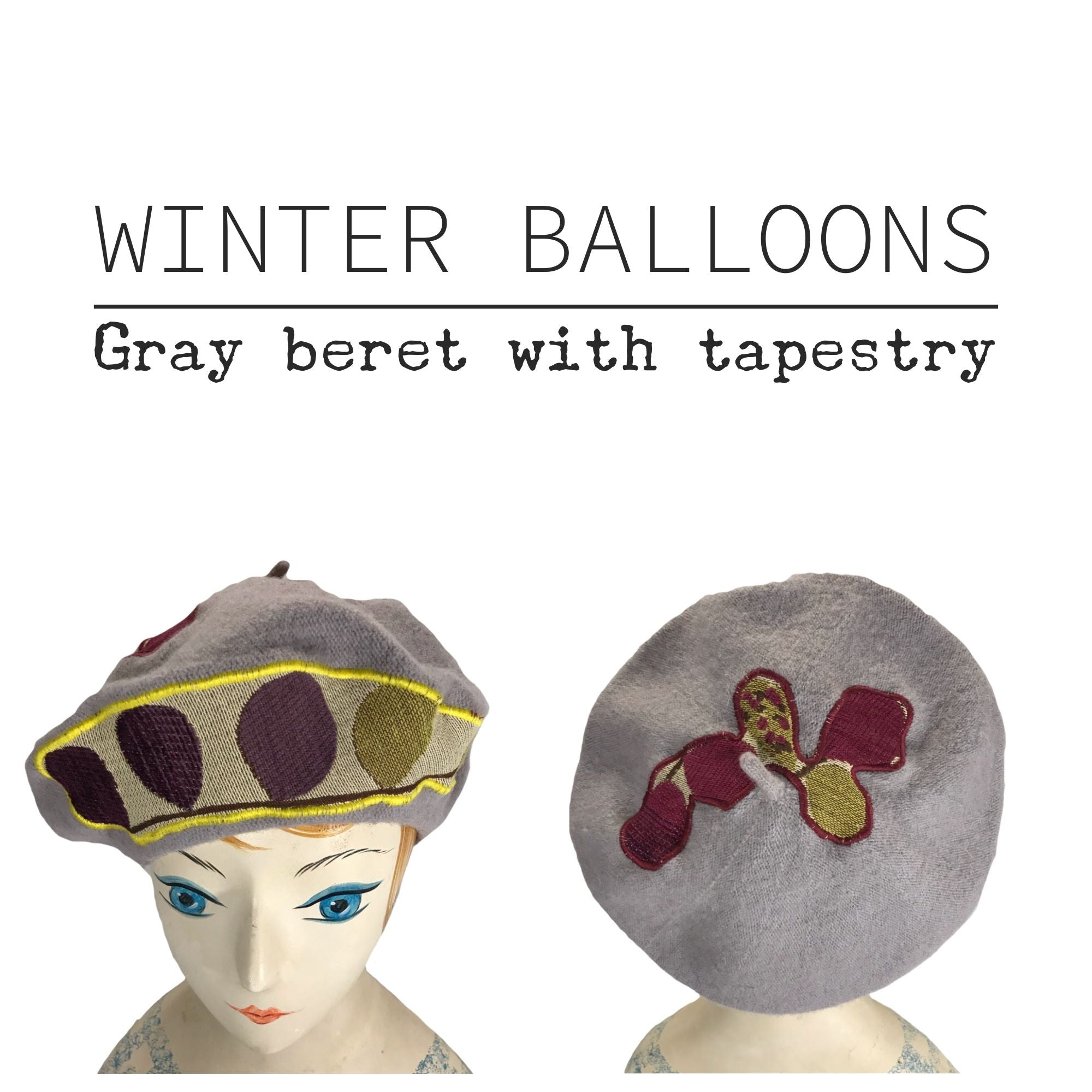 Winter Balloons