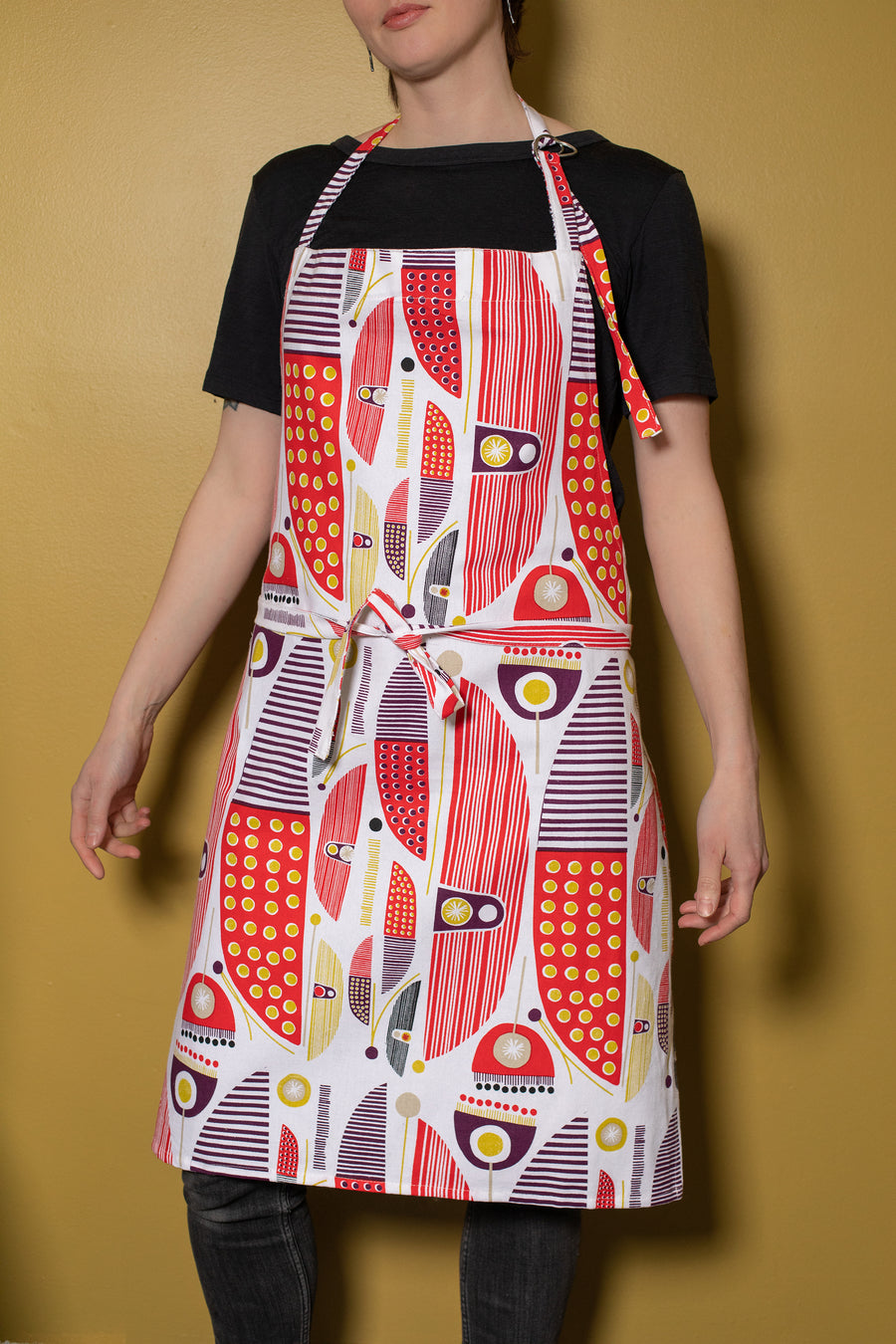 Canoes Apron